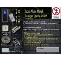 Access Control Pintu UR10-EM