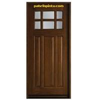 Jual Pintu Jati SJT008