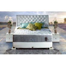 Kasur & Mattress Spring Bed Single Elite Healthy (