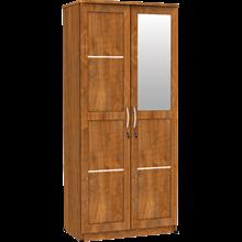 Lemari Pakaian 2 Pintu Cermin LPC 8230 AP