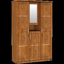 Lemari Pakaian 3 Pintu Cermin LPC 8331 AP