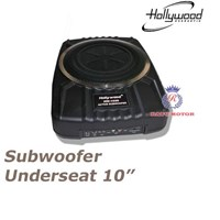 Jual Subwoofer Underseat HOLLYWOOD 10 Inch