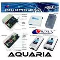 Jual RESUN Porta Battery Air Pump