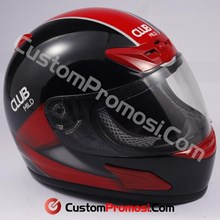 Helm Custom Promosi Single Visor Full Face