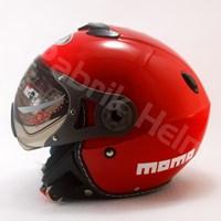Helm Retro JPN Taiwan Kaca Pilot