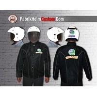 Jual Helm Custom dan Jaket Custom Untuk Promosi dan Seragam