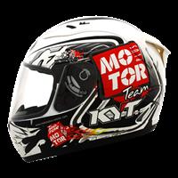 Helm KYT R-8 Motif