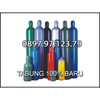 Jual Tabung Cylinder Gas O2 Oxygen Oksigen [Importir Grosir]