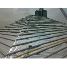 Alumunium Foil Rangka Atap Baja Ringan