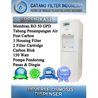 Sell REVERSE OSMOSIS DRINKING WATER DISPENSER