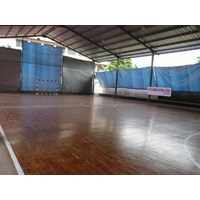 Sell Parket Lapangan Basket