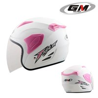 Jual Helm GM Fighter Solid Special Edition