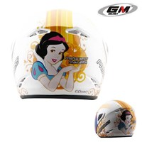 Jual Helm GM Evoteen Princess Snow White #1