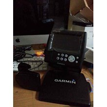 Gpsmap Garmin Fishfinder 585 With Bluechart