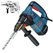 Drill Hammer Rotary Wall Professional GBH 3-28 DRE