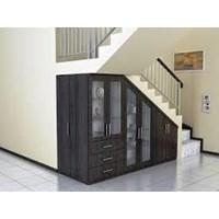 Sell lemari bawah tangga