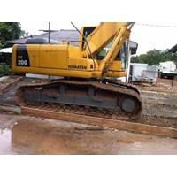Jual Alat Berat Excavator Komatsu PC200-8