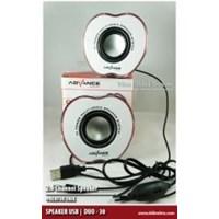 Speaker Mini USB ADVANCE DUO - 30