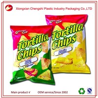 Jual Snack Packaging Plastic Snack Food Bag