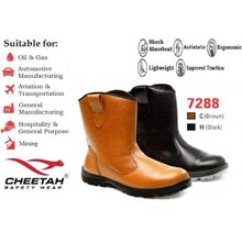 Sepatu Safety Cheetah 7288 H or C Original