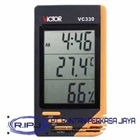Digital Thermohygrometer Victor VC330