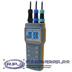 AZ Instrument 8603 Handheld IP67 Combo PH+COND+DO Meter (Water Quality Meter)