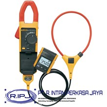 Remote Display True-Rms AC-DC Clamp Meter With Iflex™ Fluke 381