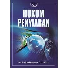 Buku Hukum Penyiaran