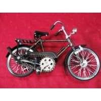 Jual Miniatur Sepeda Logam 2