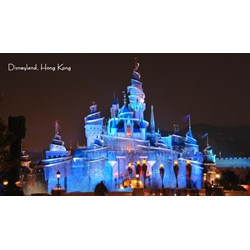 4D Hongkong Wonderful Disney Only Rp. 9.750.000/Pax By Malaysia Airlines By Callista Tour
