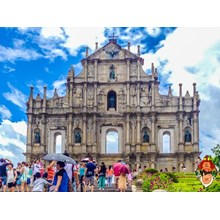 6D Hkg Szx Macau Promo Disney Only Rp. 10.350.000/Pax By Cathay Pacific