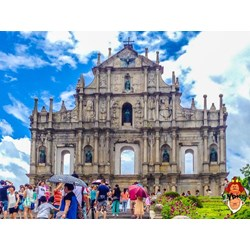 6D Hkg Szx Macau Promo Disney Only Rp. 10.350.000/Pax By Cathay Pacific By Callista Tour