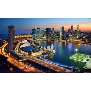 3D/4D Singapore Duck Tour & Gardens By The Bay Only Rp.1.200.000/orang By Callista Tour