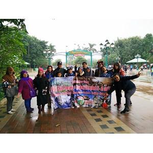 6D Hongkong Triangle + Brunei Only Rp. 6.690.000/Pax By Royal Brunei By Callista Tour