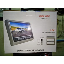 DVD Player Monitor