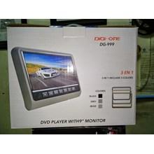 DVD Player Monitor