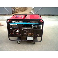 Genset Bensin Maestro MT 13000 LE