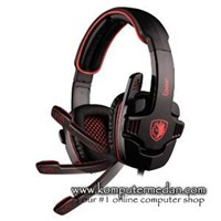 Headset Sades G-Power Sa-708
