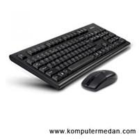 Keyboard + Mouse A4tech 3100N