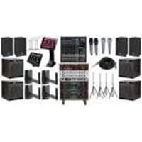 Paket Sound System Karaoke Pro Besar Bunga Citra Lestari