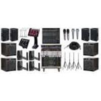 Paket Sound System Karaoke Pro Besar Syahrini
