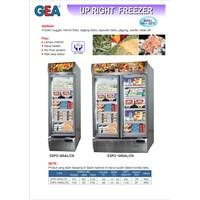 Freezer Show Case
