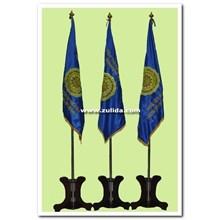 Bendera - Pataka + Tiang