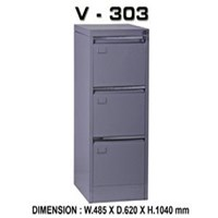 Jual Filling Cabinet VIP V 304