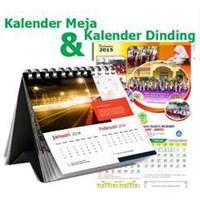 kalender dinding dan meja