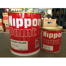 EPOXY FILLER NIPPON PAINT 2K GREY & WHITE