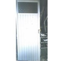 Pintu Wc L70 T 190 Hitam
