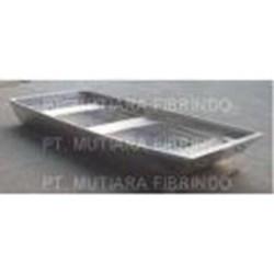 Kapal Alumunium U Model