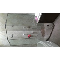 Shower Room Tempered Glass
