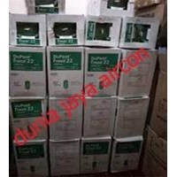 Sell Freon R22 Dupont Shanghai (13.62kg)